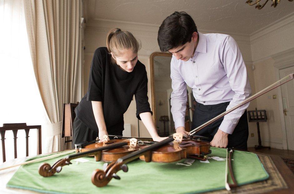 Beares Violin Auction