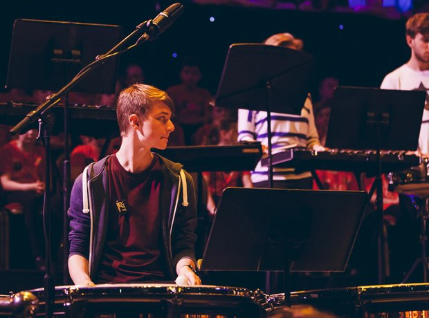 Birmingham Junior Conservatoire Wind Orchestra