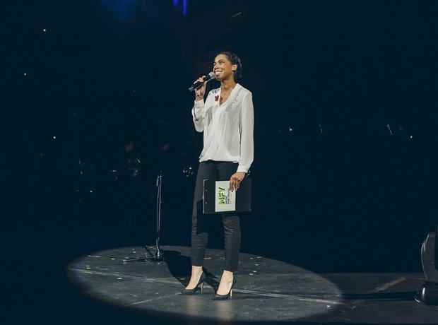 Margherita Taylor On Stage School Proms 2014