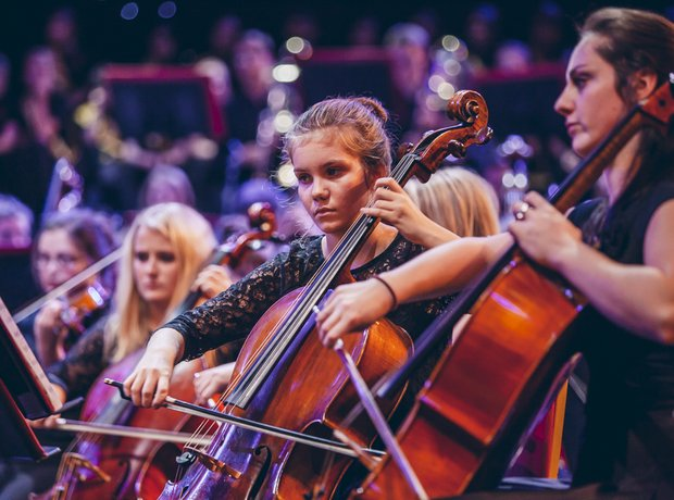 Schools Prom Monday 10th November 2014 Performance