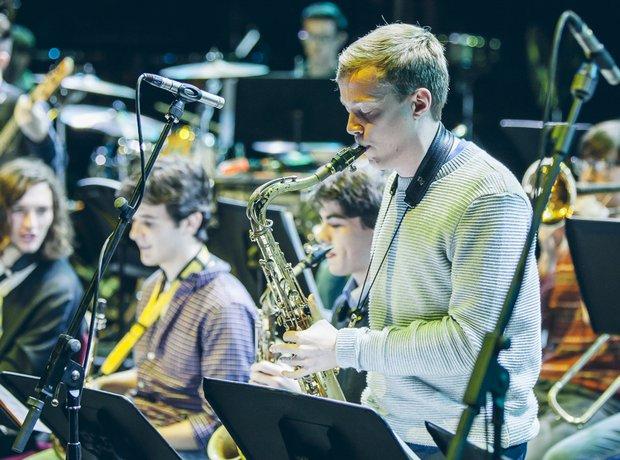 Northamptonshire School for Boys Big Band