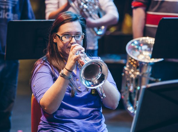 The Oldham Band MFY School Proms 2014
