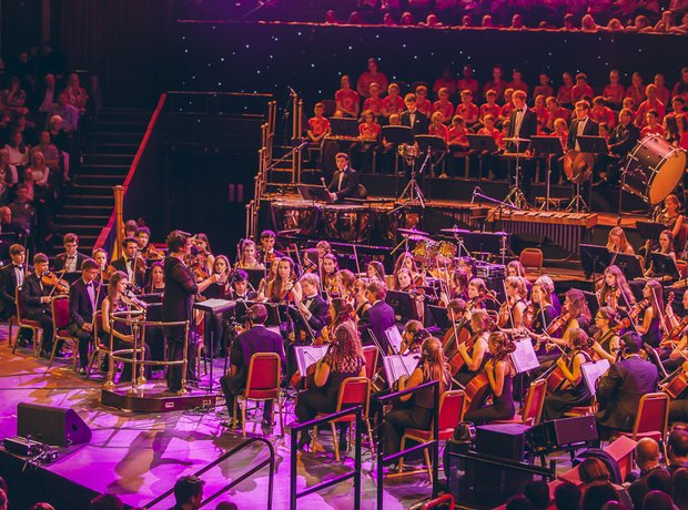 Wessex Youth Orchestra Performance