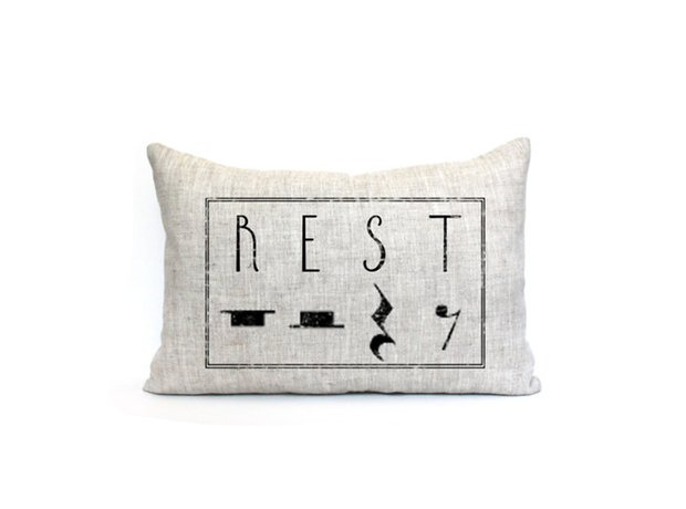 Gift Guide Classic FM Rest cushion