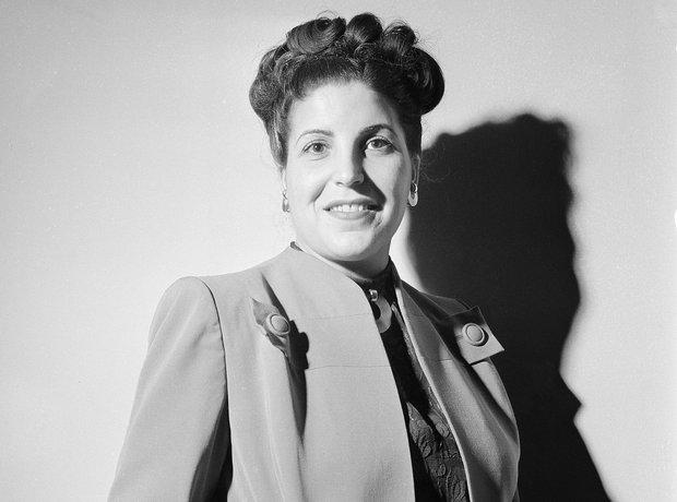 Licia Albanese soprano