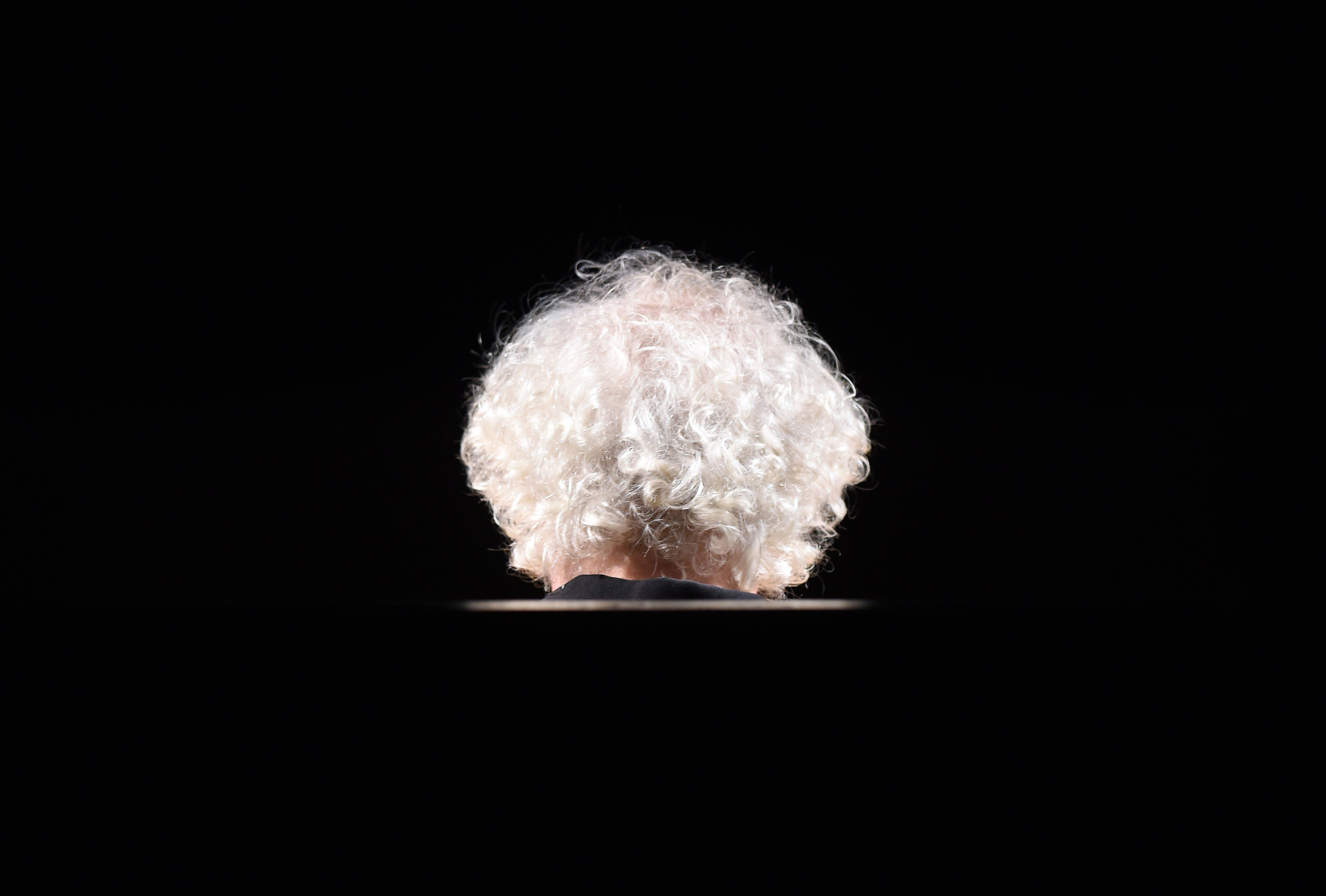 simon rattle iconic photos