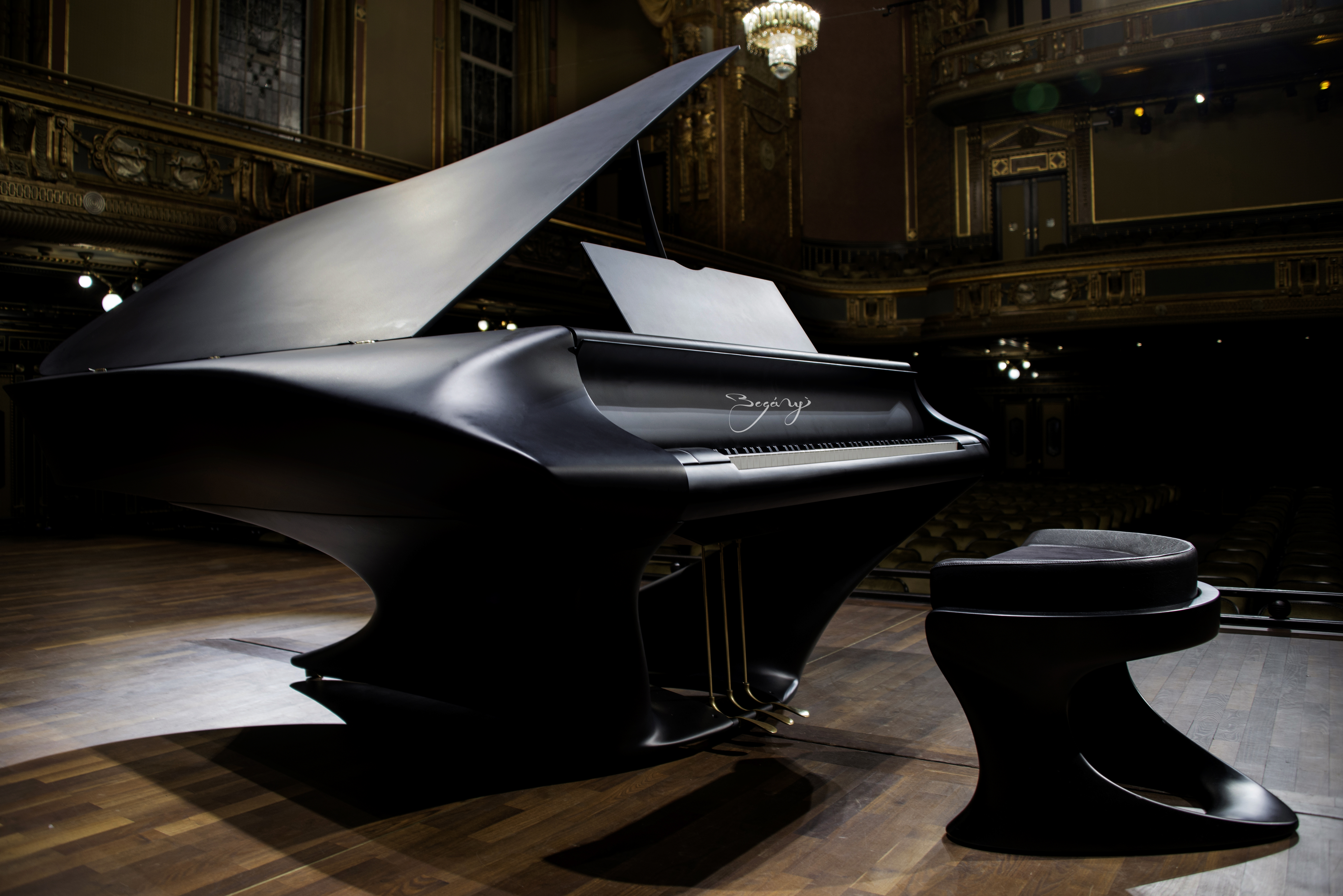 This might be the coolest piano ever made and it doesn 39 t for Aprire piani moderni