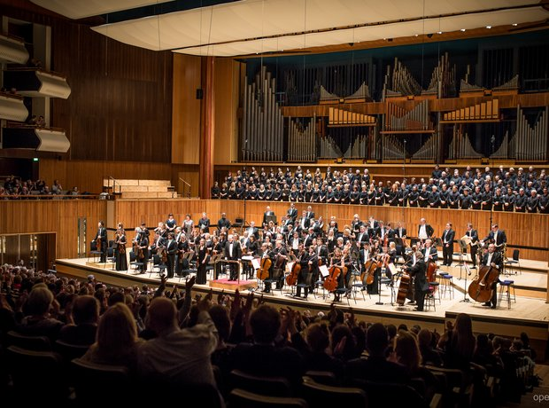 Festival Hall Philharmonia Michael Collins