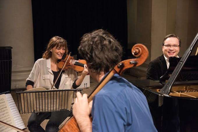 Nicola Benedetti Trio