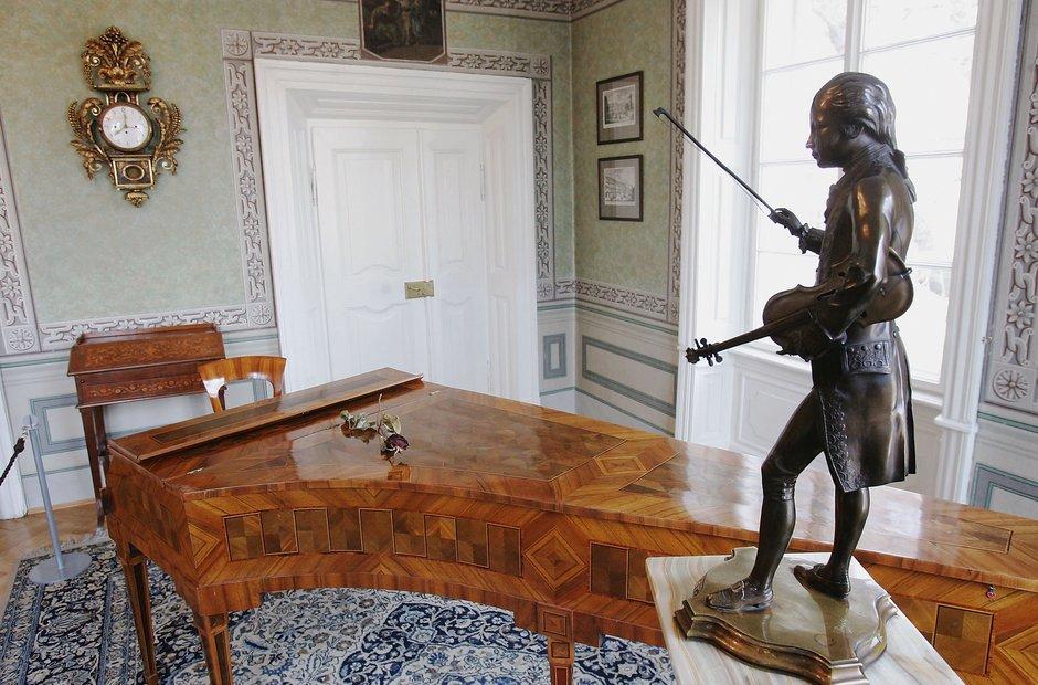 harpsichord Mozart Prague