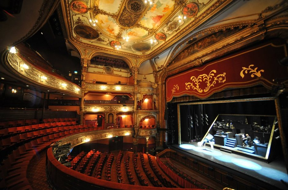 Grand Opera House Belfast 14 Uk Concert Halls That Are
