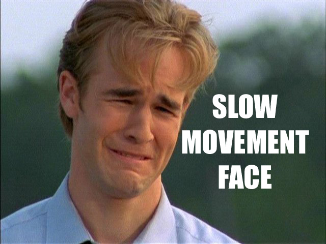 dawson slow movement