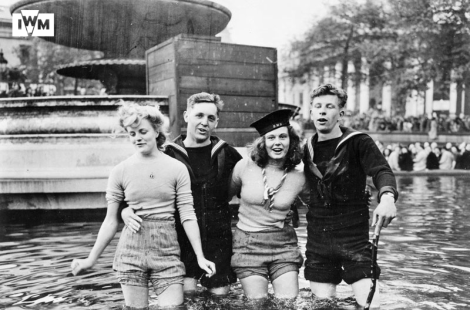 VE Day at 70