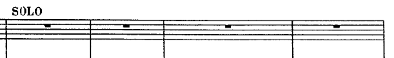 mozart clarinet concerto solo part