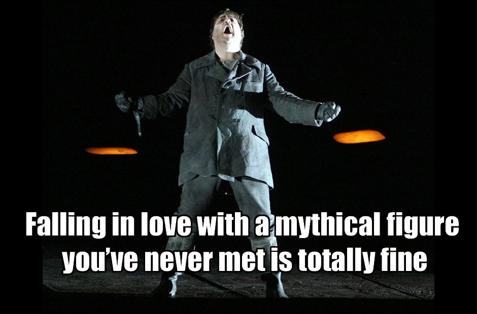Life lessons from opera