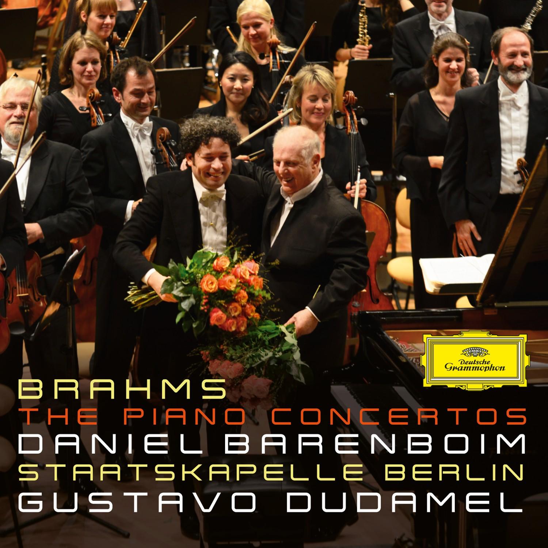 Daniel Barenboim and Gustavo Dudamel Brahms