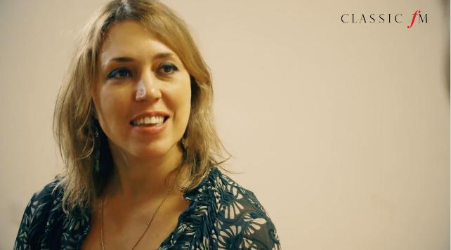 Gabriela Montero at Classic FM Live