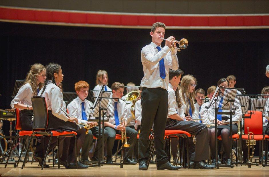 Archbishop Temple School Concert Band
