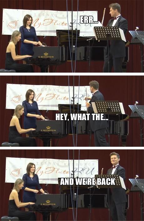 flute accompanist fail