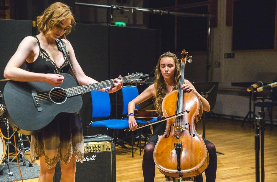 Grace Palmer & Esme Spry