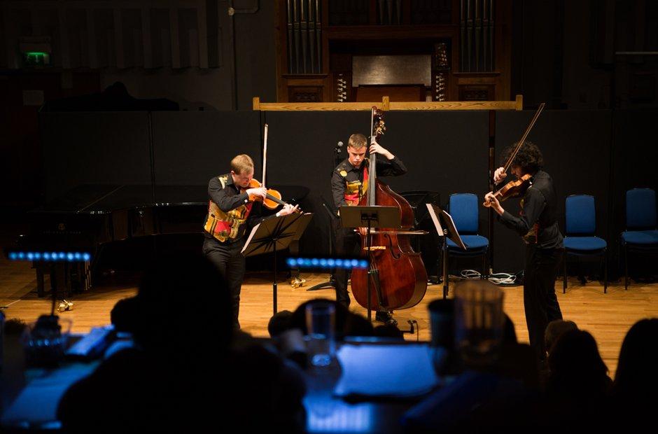 Hampshire Swing Trio