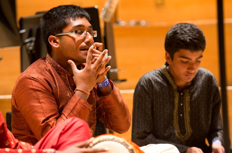Harrow Tamil School Carnatic Orchestra