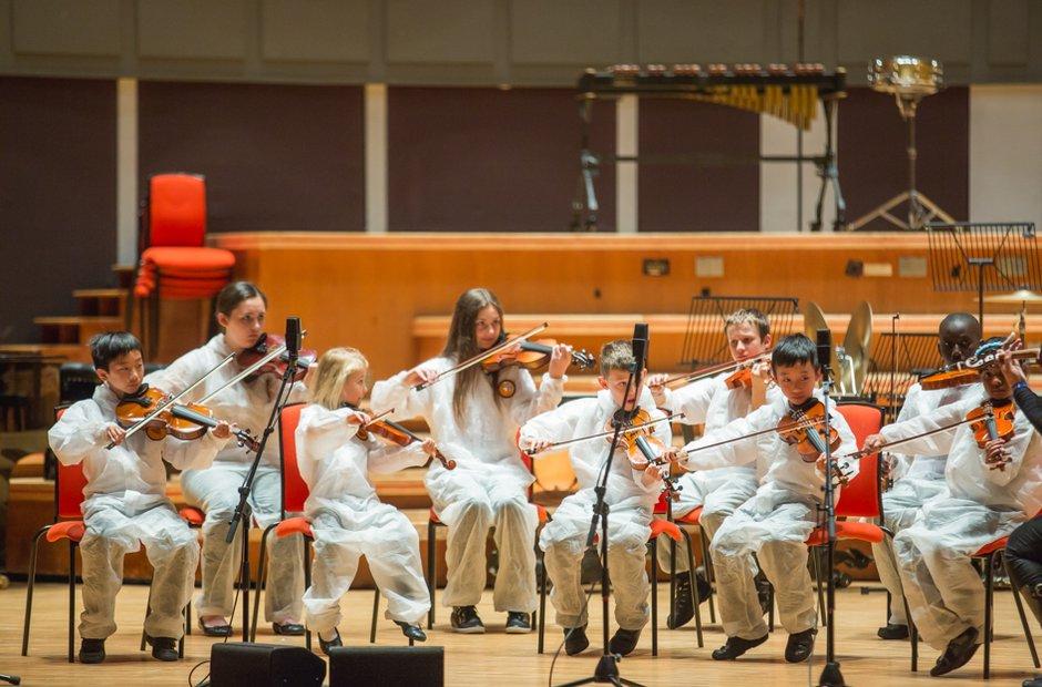 KMS Huddersfield Music Centre Junior Strings