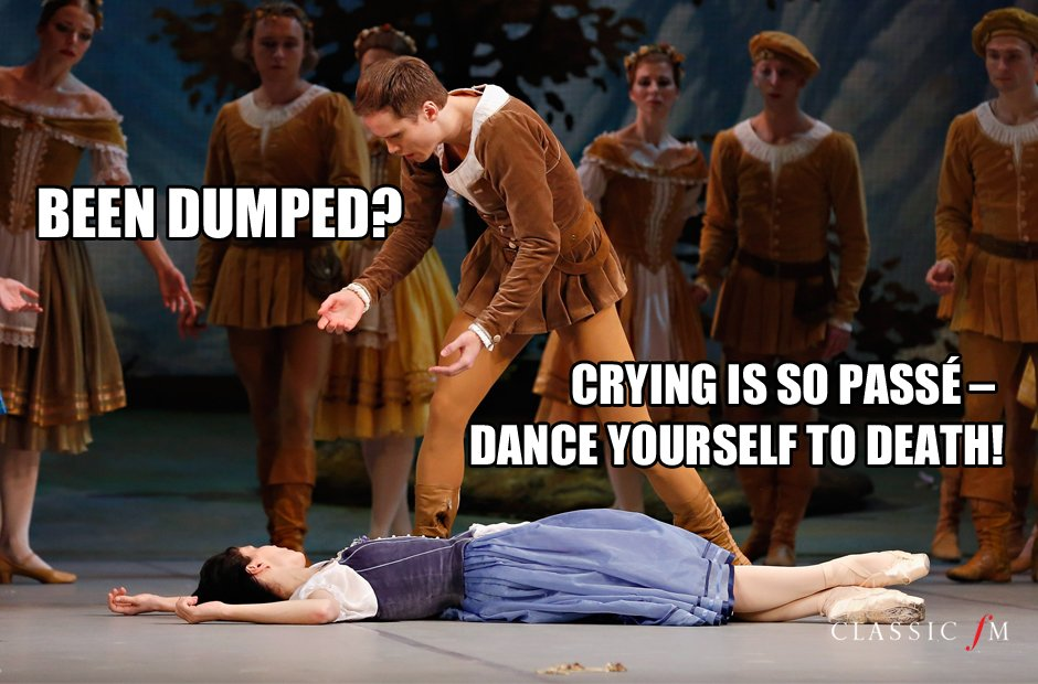 Life lessons from ballet Giselle
