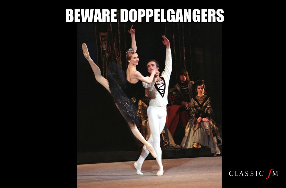 Life lessons from ballet Swan Lake