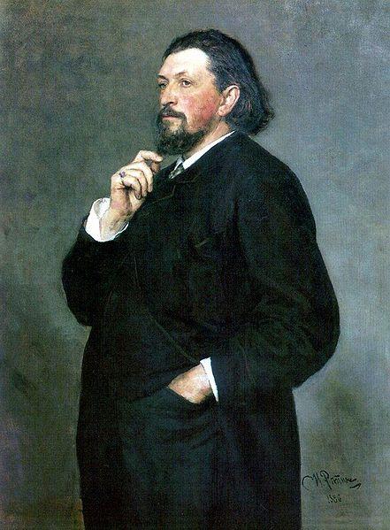 Mitrofan Belyayev patron