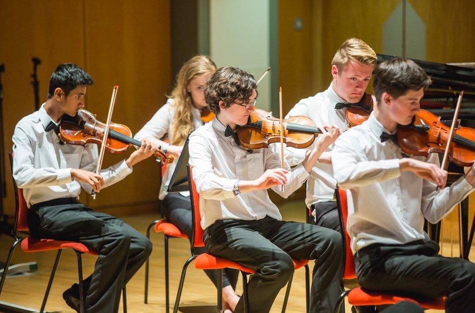 Northampton School for Boys Orchestra