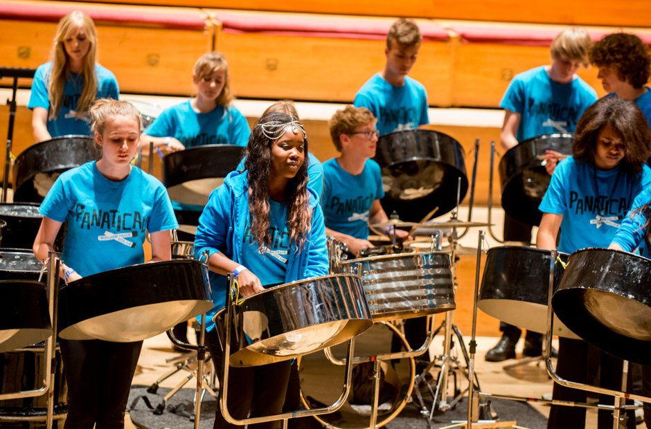 Panatical – Crestwood College Steel Band