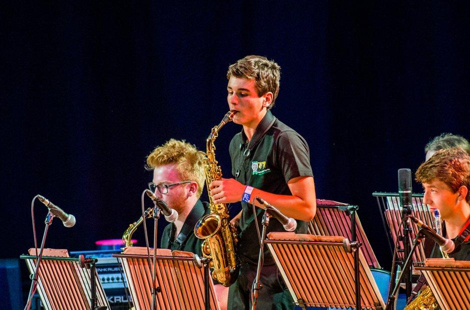 Pembrokeshire School's Big Band