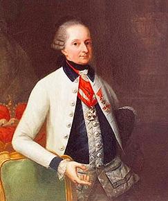 Prince Nikolaus Esterhazy