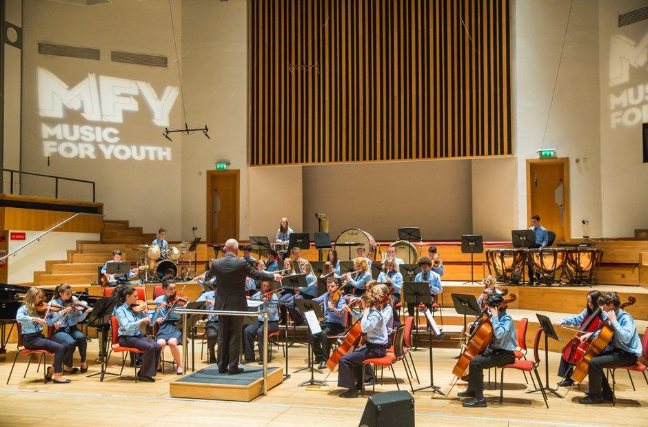 Sir Thomas Picton School Orchestra