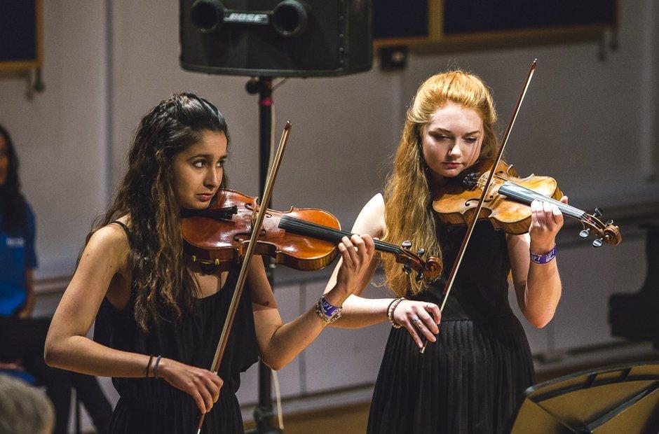 South Wilts Grammar School Chamber Orchestra