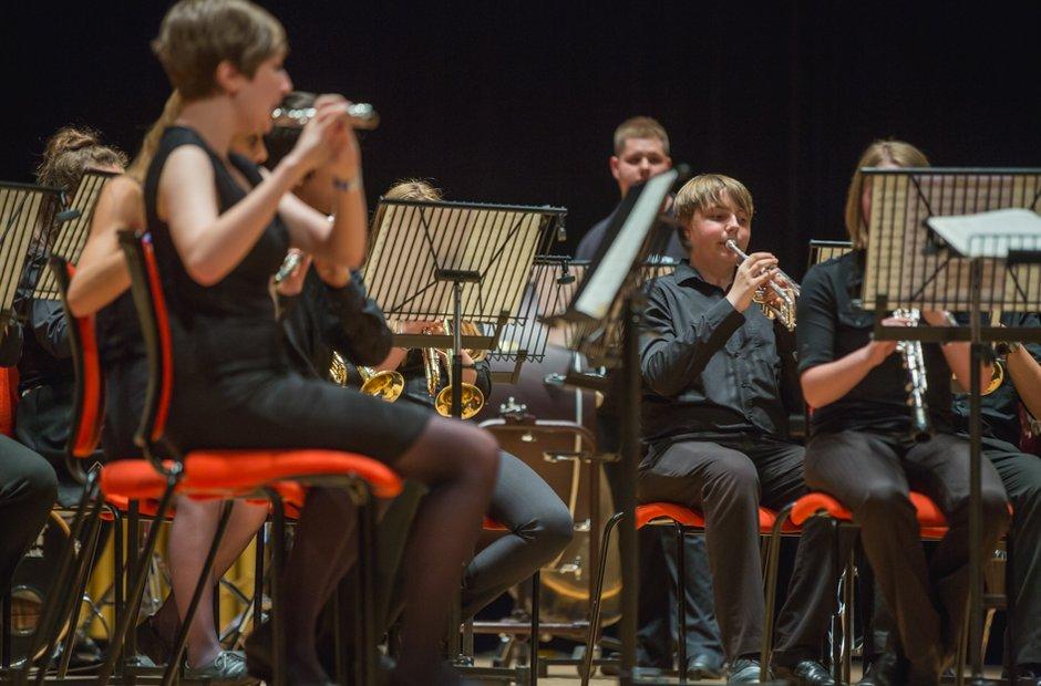 Springwood High School Concert Band