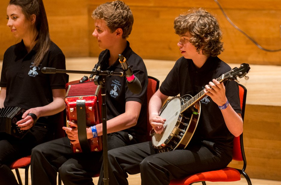 St Mary's Grammar School Traditional Group