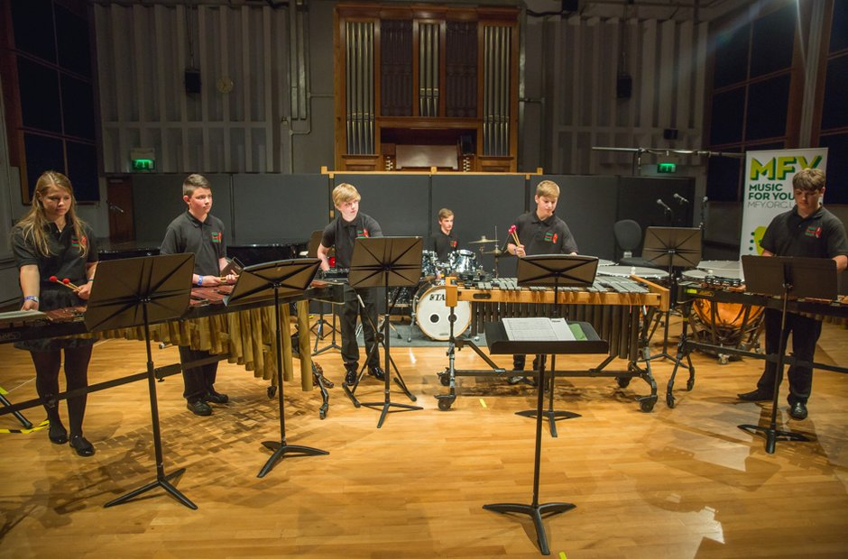 SYM Senior Percussion Ensemble