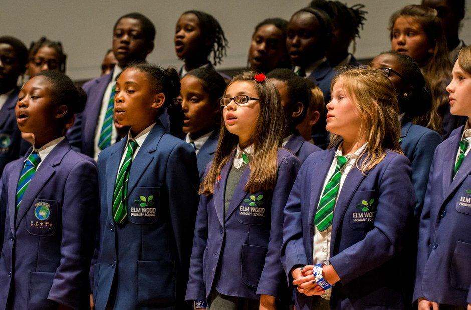 The Gipsy Hill Federation Choir