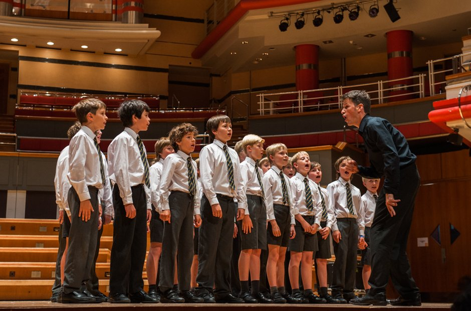 The Grange Choir