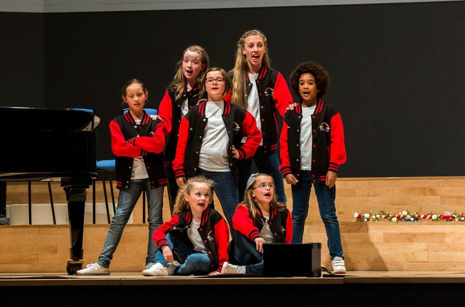The Rainbow Connection Junior Choir