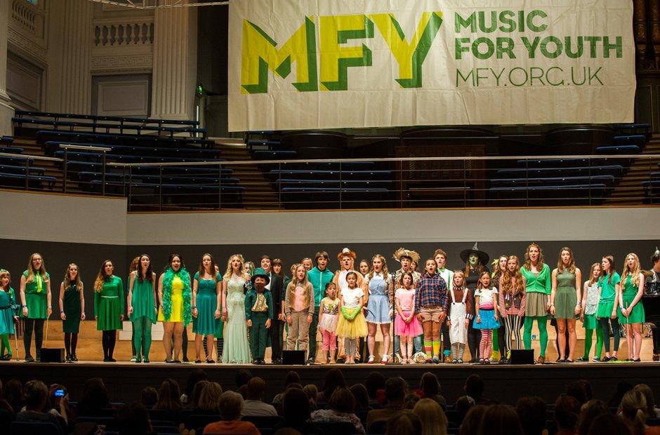 Torfaen Music Centre Gospel Choir