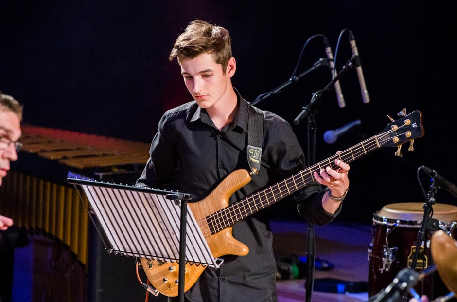 Wakefield Youth Jazz Orchestra