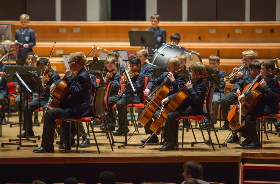 Warwick Junior Orchestra