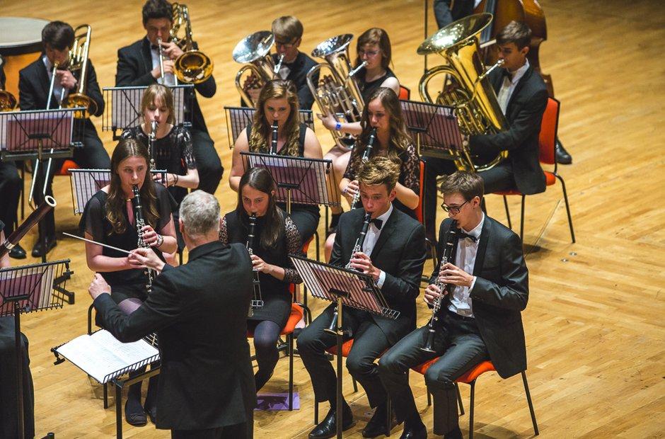 Birmingham Junior Conservatoir Wind Orchestra