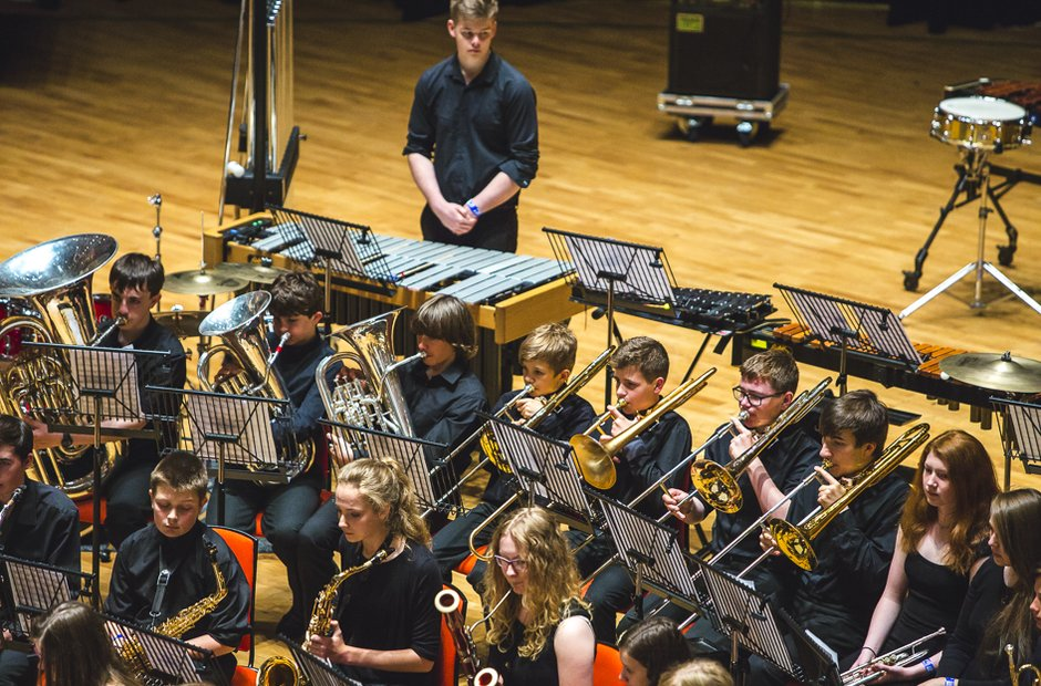 Oldham Music Centre Youth Wind Band