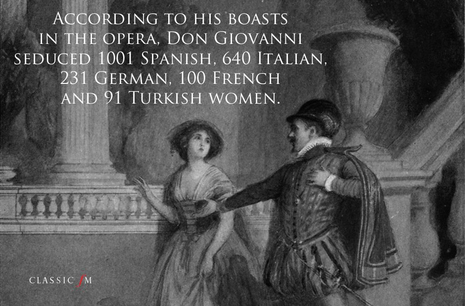 strange classical music facts