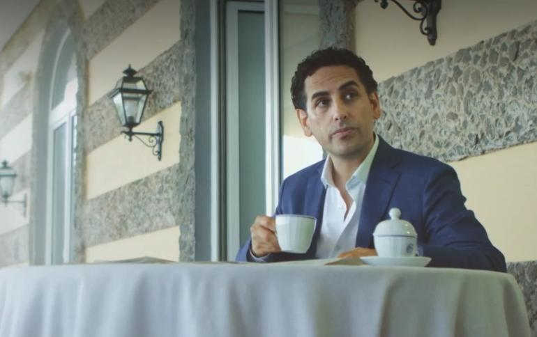 Juan Diego Florez coffee