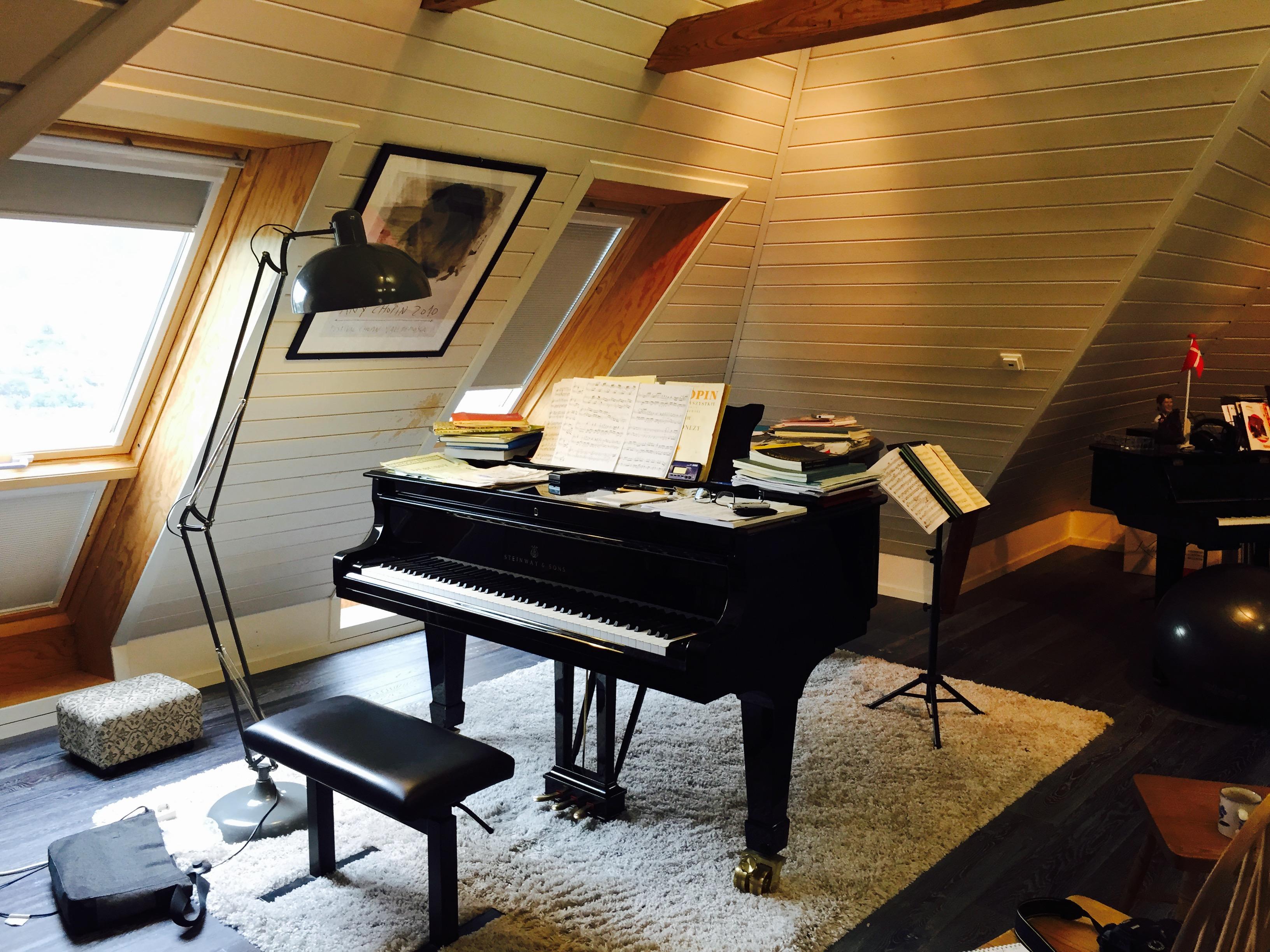 Leif Ove Andsnes in Bergen